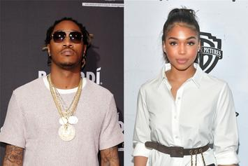 Future & Lori Harvey Holed Up Together In Quarantine