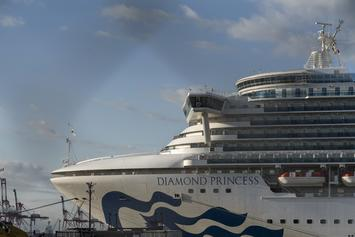 Coronavirus Survives 17 Days On Cruise Ship After Passengers Left