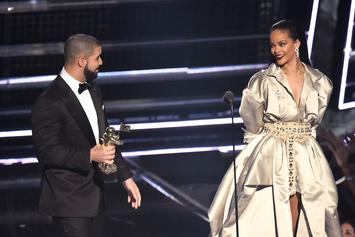 Drake & Rihanna Take Jabs At Each Other In IG Live Comments