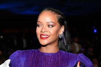 Rihanna Donates Medical Equipment To New York State