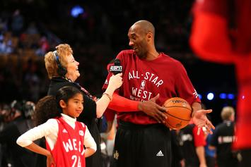 Vanessa Bryant Posts Beautiful Video Of Kobe Gushing Over Gigi