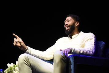 Anthony Davis Admits What Lakers Players Are Doing Without NBA