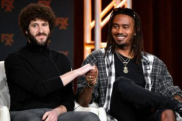 Lil Dicky Pens Emotional Message To GaTA