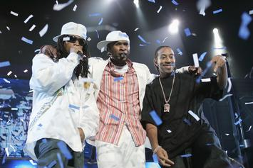 Lil Jon Previews New Usher & Ludacris Song On T-Pain IG Live Battle