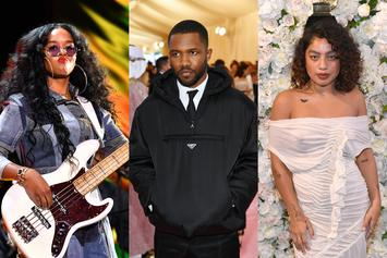 "Frank Ocean, Kiana Ledé & H.E.R Hold Down This Week's ""R&B Season"" Playlist"