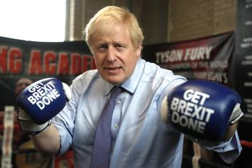 British Prime Minister Boris Johnson Hospitalized From Coronavirus