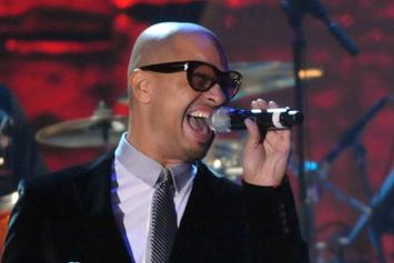 Chico DeBarge Grieving Loss Of Son Following Stabbing Death: Report