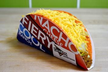 Taco Bell Offering Free Doritos Locos Tacos Today