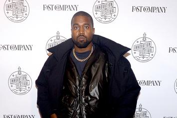 Kanye West Rocks Yeezy Season 8 Boot In Public For First Time