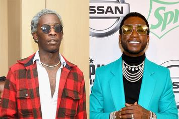 Young Thug Flaunts Icy 1017 Chain From Gucci Mane