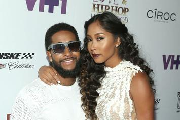 "Apryl Jones Says Omarion's Mother Was ""Very Nasty"""