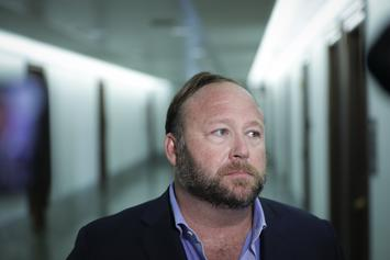 FDA Threatens Alex Jones For Promoting Fake COVID-19 Treatments