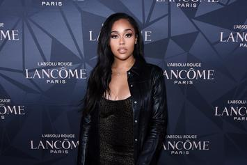 Jordyn Woods Planning To Record An Album