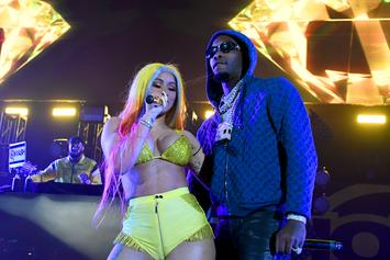 "Cardi B Allegedly Threatened To ""Smack"" Offset's Baby Mama"