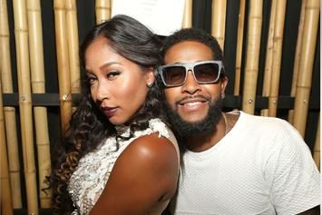 Omarion Doesn't Allow Son To Talk To Apryl Jones's Male Friends He Doesn't Know
