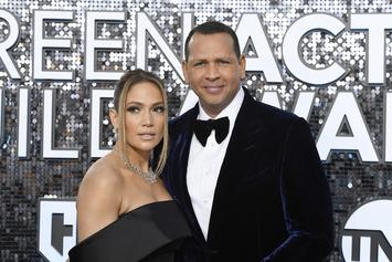 Alex Rodriguez & J-Lo Are Looking Into Buying The Mets