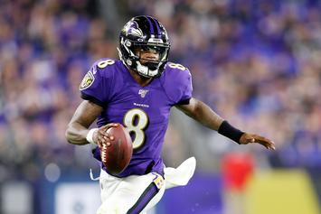 Lamar Jackson Speaks On Possible Ravens-Antonio Brown Signing