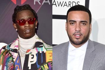 Young Thug Sounds Off On French Montana