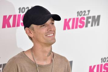 Aaron Carter Expecting First Child With Girlfriend Melanie Martin
