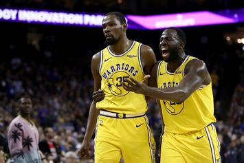 Draymond Green Reveals Details Of Infamous Kevin Durant Argument