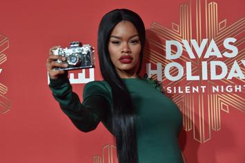 """Teyana Taylor Says Album Is Done: """"This Is Definitely More Of A Vibe"""""""