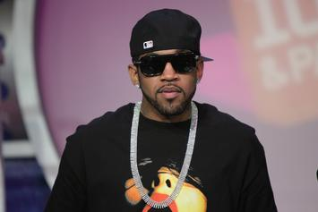 Lloyd Banks Celebrates His 38th Birthday