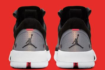Bulls-Inspired Air Jordan 34 Low Coming Soon: Photos