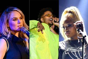 "JoJo, Trey Songz, Summer Walker & More Bless Our ""R&B Season"" Playlist"