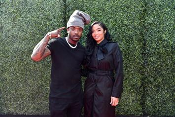 Ray J Says Princess Love's Forced Him To Self-Isolate Before Seeing Kids