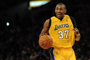Metta World Peace Changed His Name Again