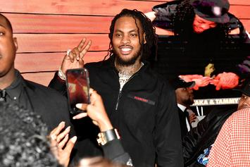 Is Waka Flocka Throwing Shade At 50 Cent?