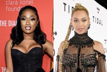 "Megan Thee Stallion & Beyonce ""Savage"" Likely To Hit #1 Next Week"