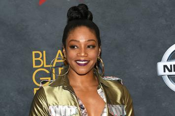 Tiffany Haddish Tearfully Recalls Physical Abuse At The Hands Of Her Mother