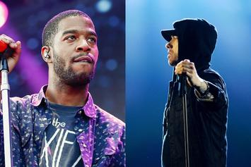 Kid Cudi Summons Eminem For A Feature