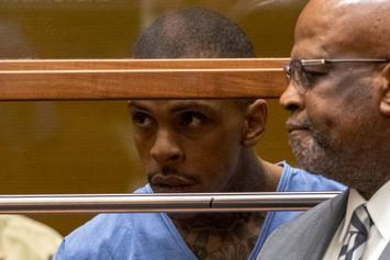 Nipsey Hussle's Alleged Killer Eric Holder's Trial Delayed