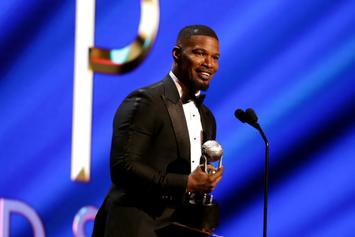 Jamie Foxx Does Hilarious Impressions Of Jay-Z, Mike Tyson, & More In Viral Clip