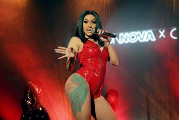 Cardi B Previews Unreleased Song Dedicated To Kulture
