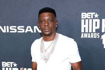 "Boosie Badazz Has Been Offered A Reality Dating Show Much Like ""Flavor Of Love"""