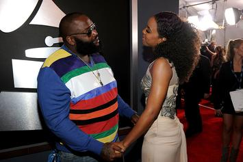Rick Ross Falls For Kelly Rowland's Non-Thirst Trap