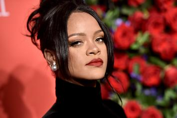 "Rihanna Tells Fan She ""Lost"" Album After Being Asked About New Music"