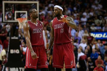 Dwyane Wade Answers If Heat Big 3 Is The Greatest Ever