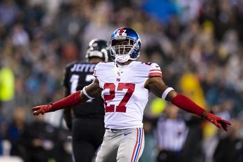 Giants' Deandre Baker Turns Himself In Amid Armed Robbery Allegations