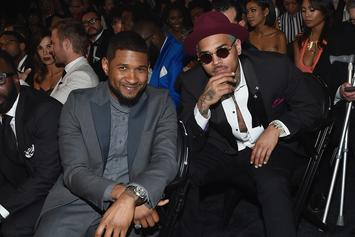 """Chris Brown Vs. Usher """"Verzuz"""" Battle Might Be Lined Up"""