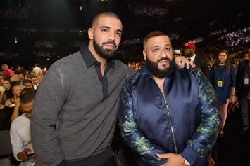 DJ Khaled Teases New Single With Drake