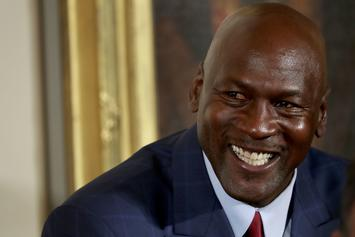 "Michael Jordan Allegedly Spat On Infamous ""Flu Game"" Pizza"