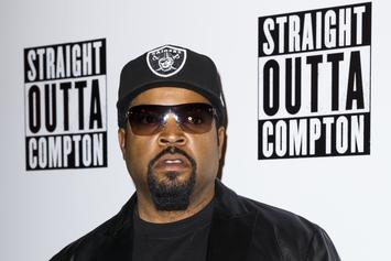 Ice Cube Recalls N.W.A Being Refused Entry Into Their Own Listening Party