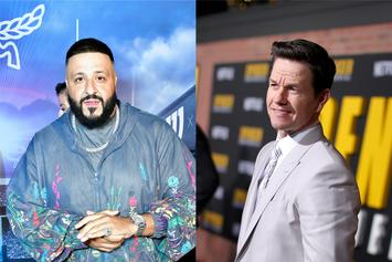 DJ Khaled Wants To Star In Mark Wahlberg's Next Film