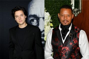 Cole Sprouse Supposedly Looks Just Like Terrence Howard In New Photo Shoot