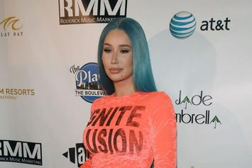"Iggy Azalea Snaps At Fan Who Told Her She's ""Gaining Weight"""