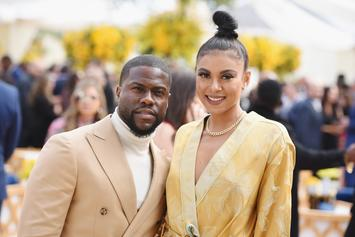 "Kevin Hart Says Wife Eniko Parrish ""Held Him Accountable"" For Cheating"